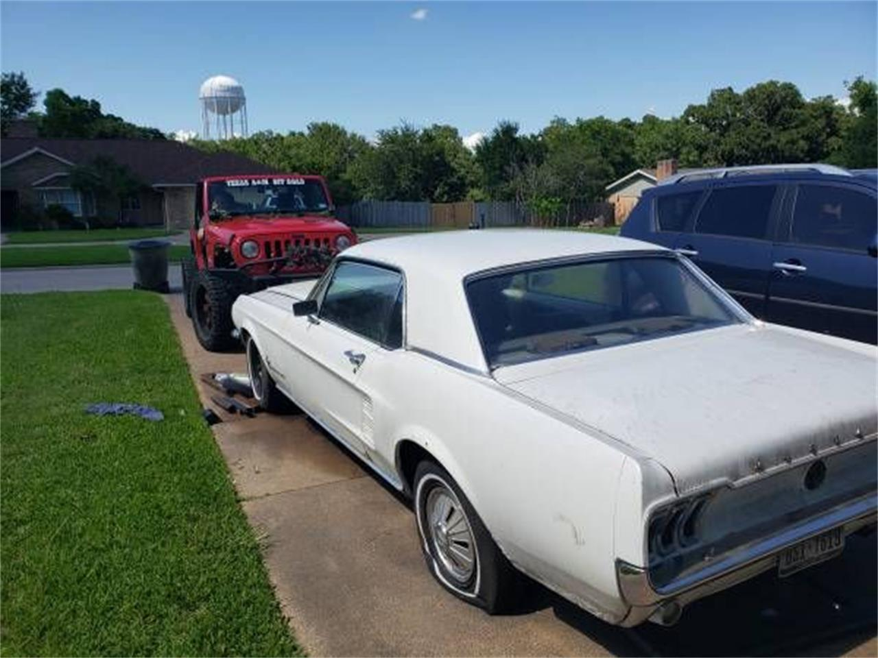 1967 Ford Mustang (CC-1259688) for sale in Cadillac, Michigan