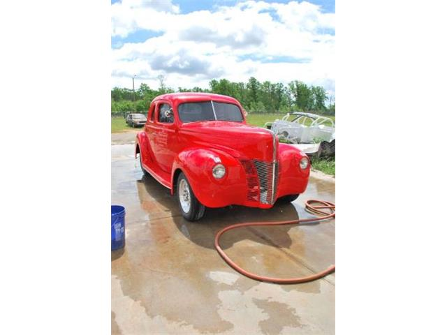 1940 Ford Business Coupe (CC-1259694) for sale in Cadillac, Michigan