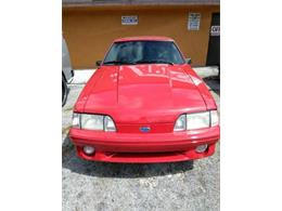 1992 Ford Mustang (CC-1259699) for sale in Cadillac, Michigan