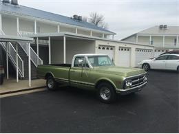 1972 GMC 2500 (CC-1259715) for sale in Cadillac, Michigan