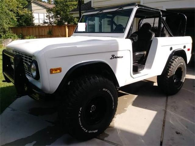 1973 Ford Bronco (CC-1259718) for sale in Cadillac, Michigan