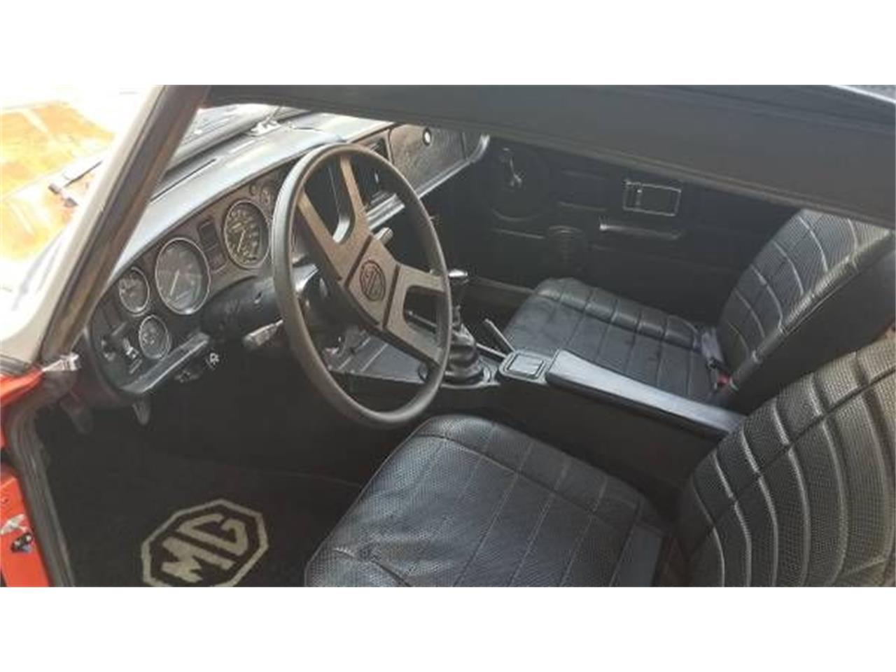 1977 MG MGB (CC-1259720) for sale in Cadillac, Michigan