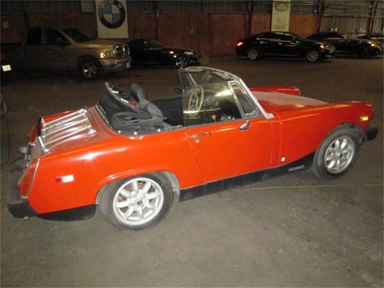 1977 MG Midget (CC-1259721) for sale in Cadillac, Michigan