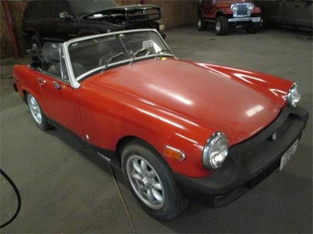 1977 MG Midget (CC-1259721) for sale in Cadillac, Michigan