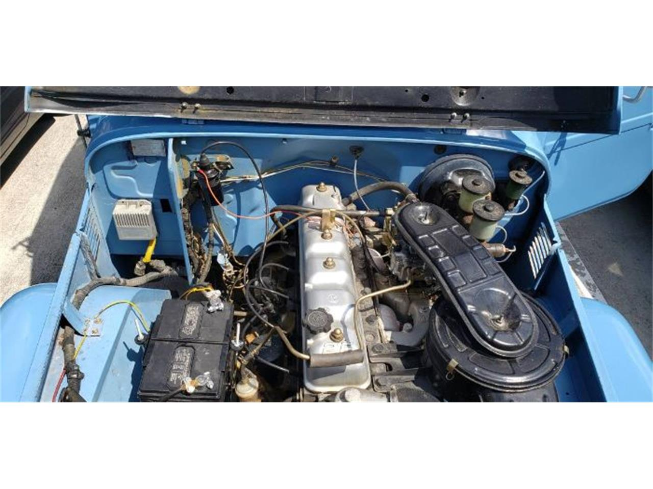 1980 Toyota Land Cruiser FJ (CC-1259724) for sale in Cadillac, Michigan
