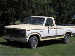 1981 Ford F150 (CC-1259726) for sale in Cadillac, Michigan