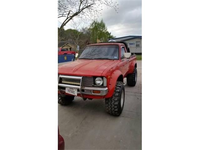 1981 Toyota Pickup (CC-1259727) for sale in Cadillac, Michigan