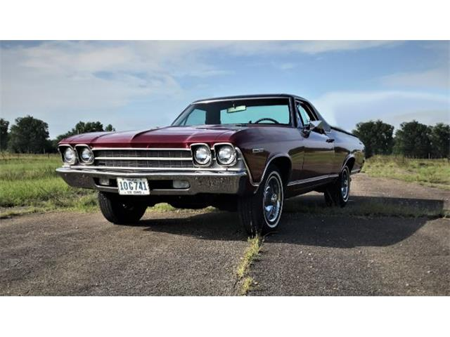 1969 Chevrolet El Camino (CC-1259738) for sale in Cadillac, Michigan