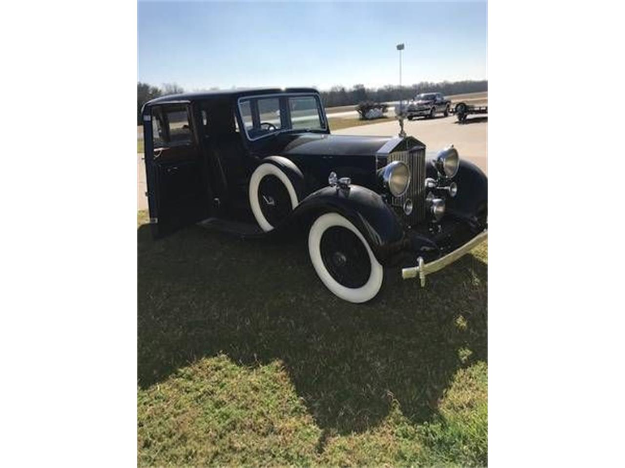 1937 Rolls-Royce 20/25 (CC-1259744) for sale in Cadillac, Michigan