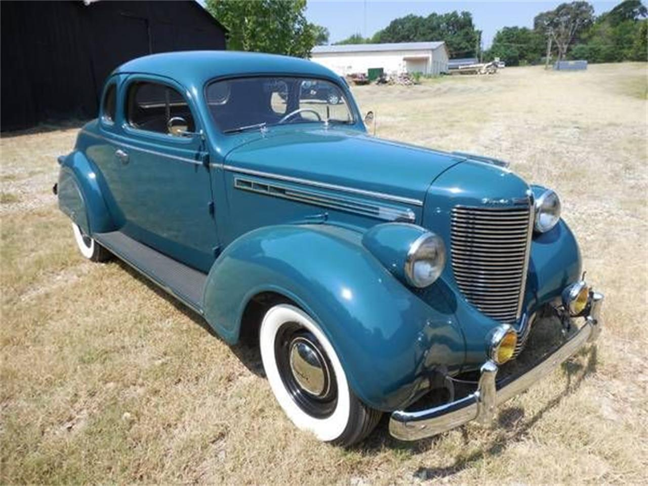 1938 Chrysler Royal (CC-1259746) for sale in Cadillac, Michigan