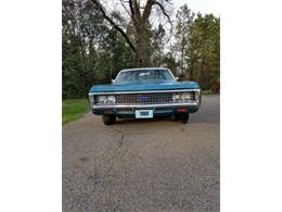 1969 Chevrolet Impala (CC-1259753) for sale in Cadillac, Michigan