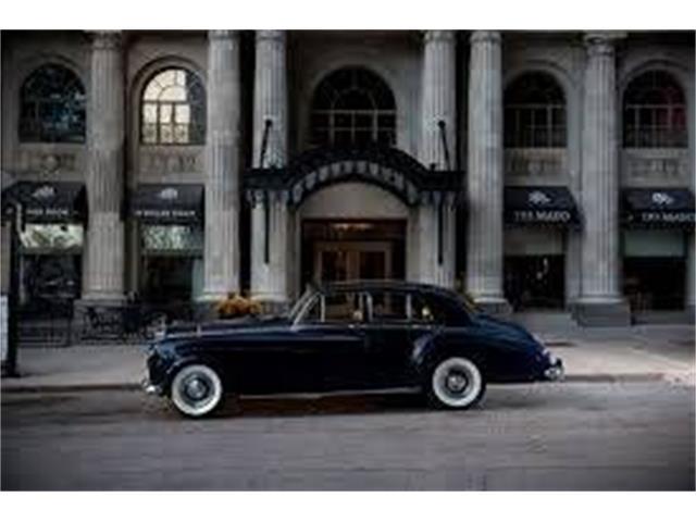 1963 Rolls-Royce Silver Cloud III (CC-1259767) for sale in Cadillac, Michigan