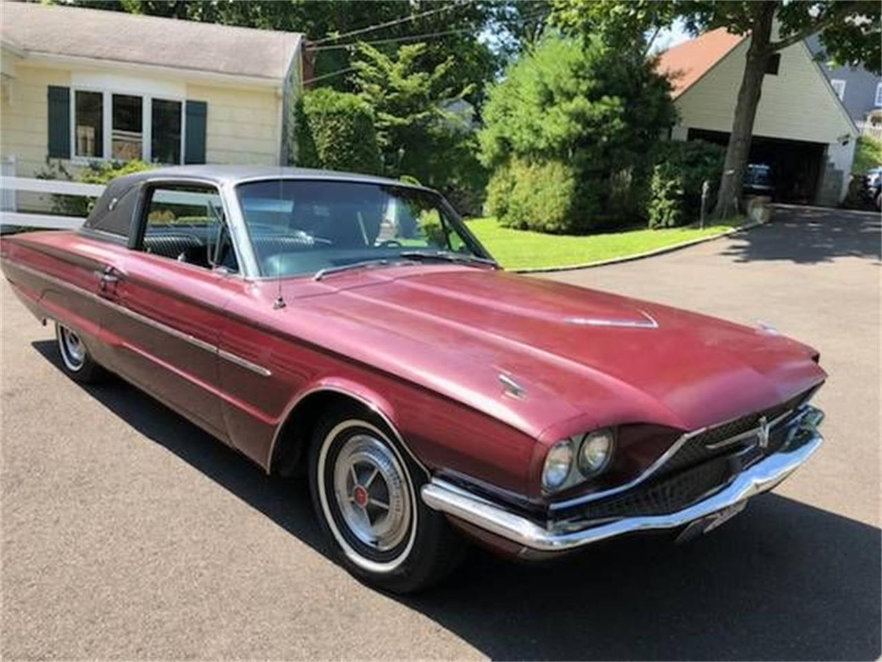 1966 Ford Thunderbird (CC-1259769) for sale in Cadillac, Michigan