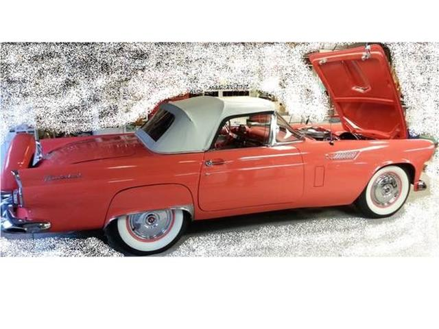 1956 Ford Thunderbird (CC-1259771) for sale in Cadillac, Michigan