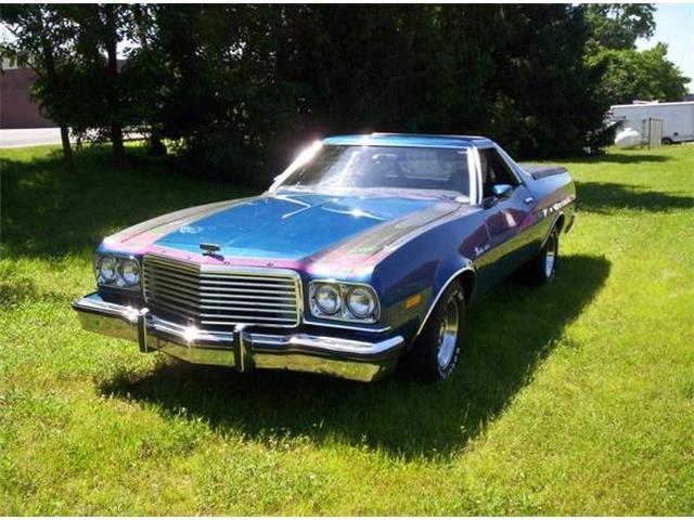1976 Ford Ranchero (CC-1259772) for sale in Cadillac, Michigan