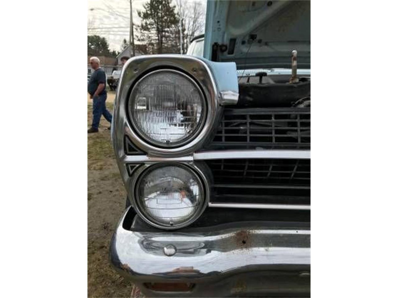 1967 Ford Fairlane (CC-1259774) for sale in Cadillac, Michigan