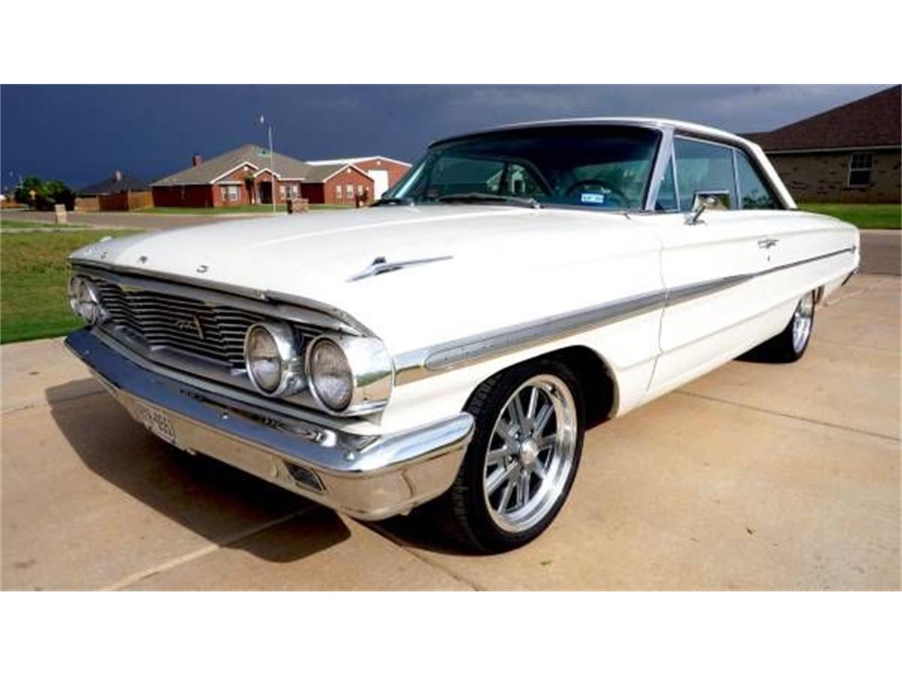 1964 Ford Galaxie (CC-1259779) for sale in Cadillac, Michigan