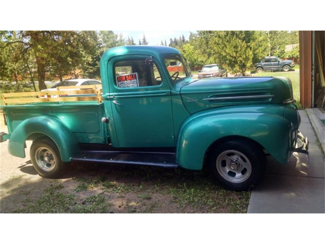 1947 Ford Pickup (CC-1259799) for sale in Cadillac, Michigan