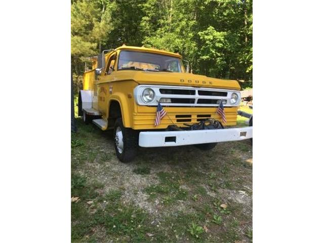1971 Dodge Power Wagon (CC-1259801) for sale in Cadillac, Michigan