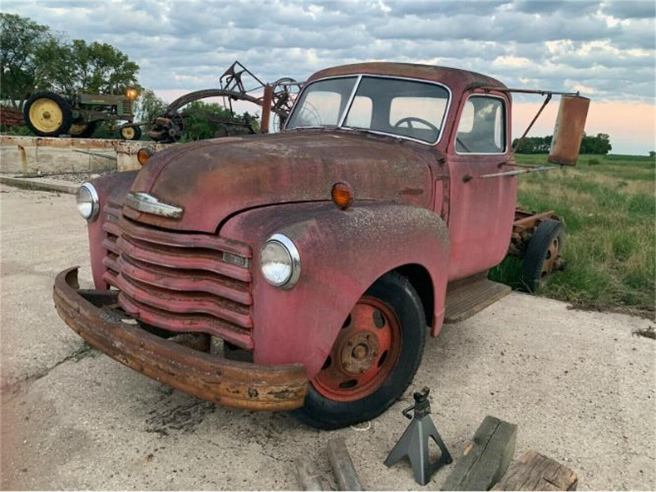 1948 Chevrolet Pickup (CC-1259820) for sale in Cadillac, Michigan