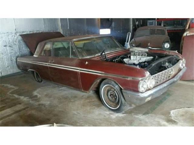 1962 Ford Galaxie (CC-1259824) for sale in Cadillac, Michigan