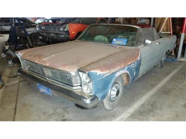 1965 Ford Galaxie (CC-1259825) for sale in Cadillac, Michigan