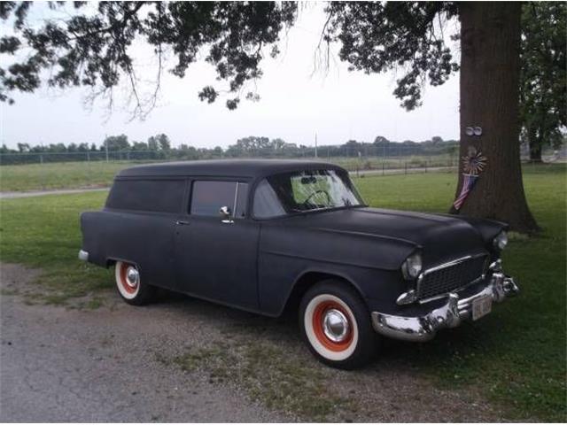 1955 Chevrolet Sedan Delivery (CC-1259831) for sale in Cadillac, Michigan