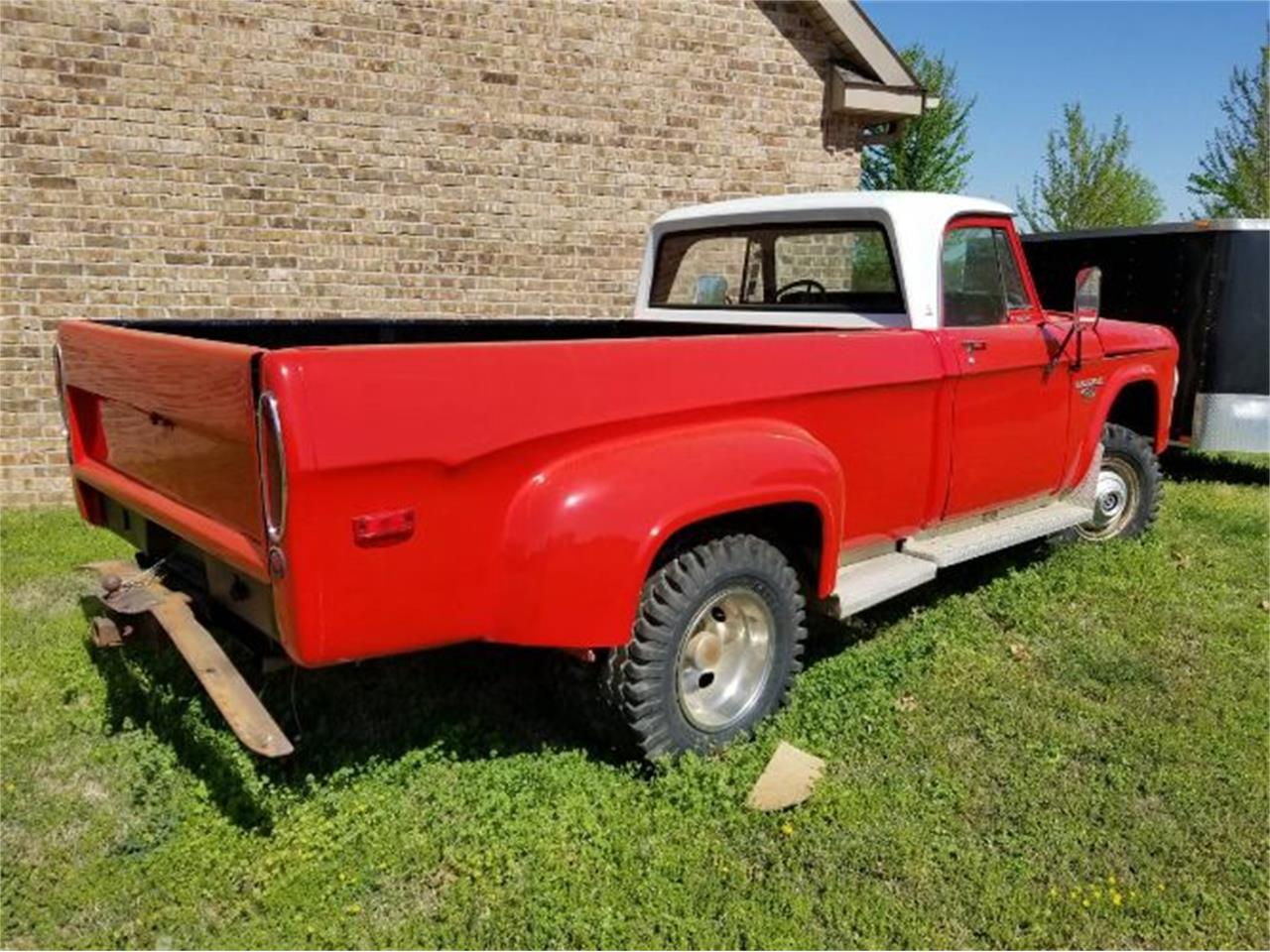 1969 Dodge D200 (CC-1259838) for sale in Cadillac, Michigan