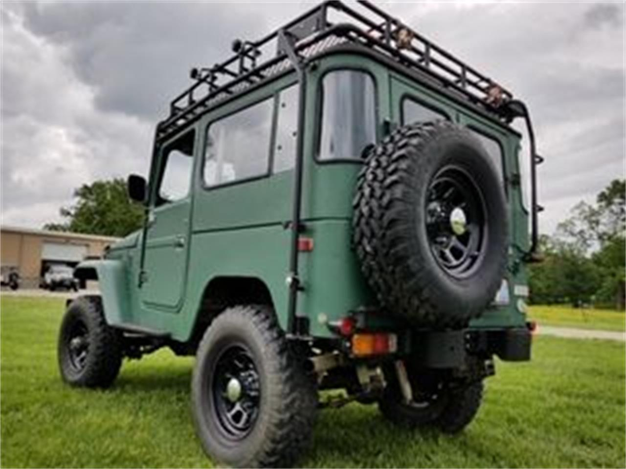 1978 Toyota Land Cruiser FJ (CC-1259839) for sale in Cadillac, Michigan