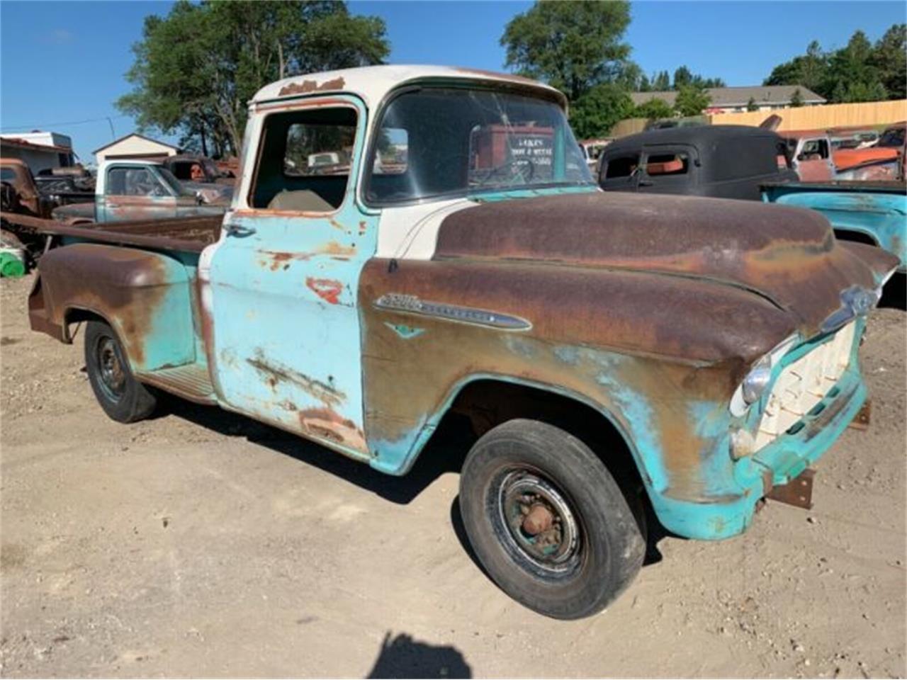 1956 Chevrolet 3200 (CC-1259852) for sale in Cadillac, Michigan