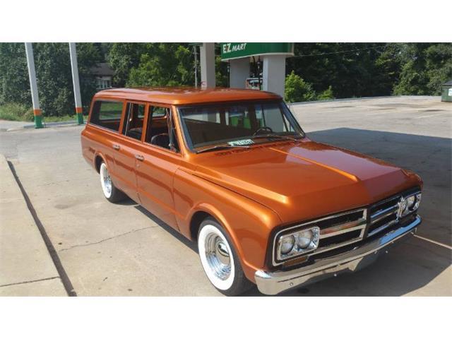 Classic Gmc Suburban For Sale On Classiccars Com
