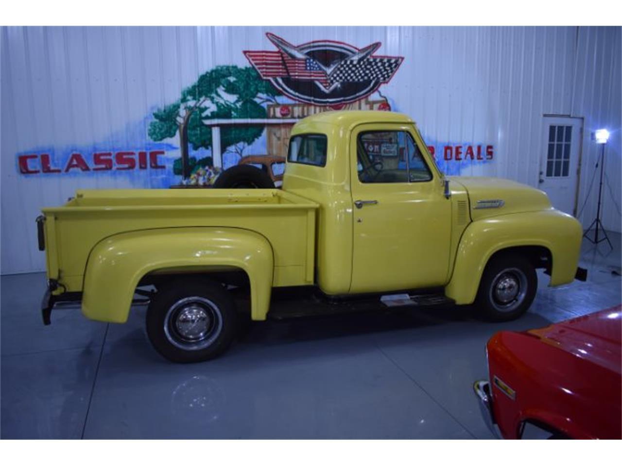 1954 Ford F100 (CC-1259861) for sale in Cadillac, Michigan