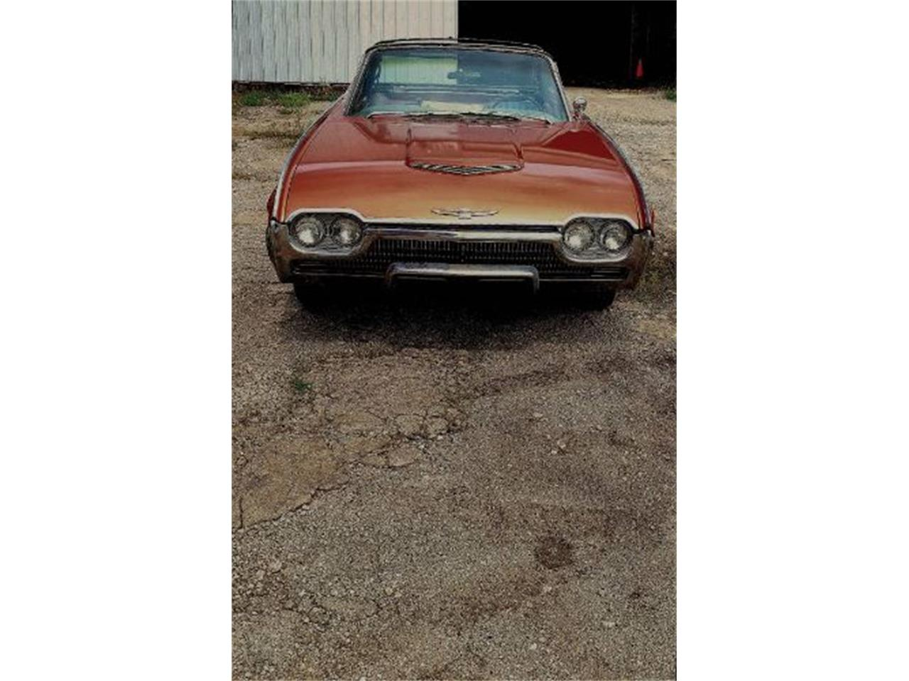 1962 Ford Thunderbird (CC-1259864) for sale in Cadillac, Michigan