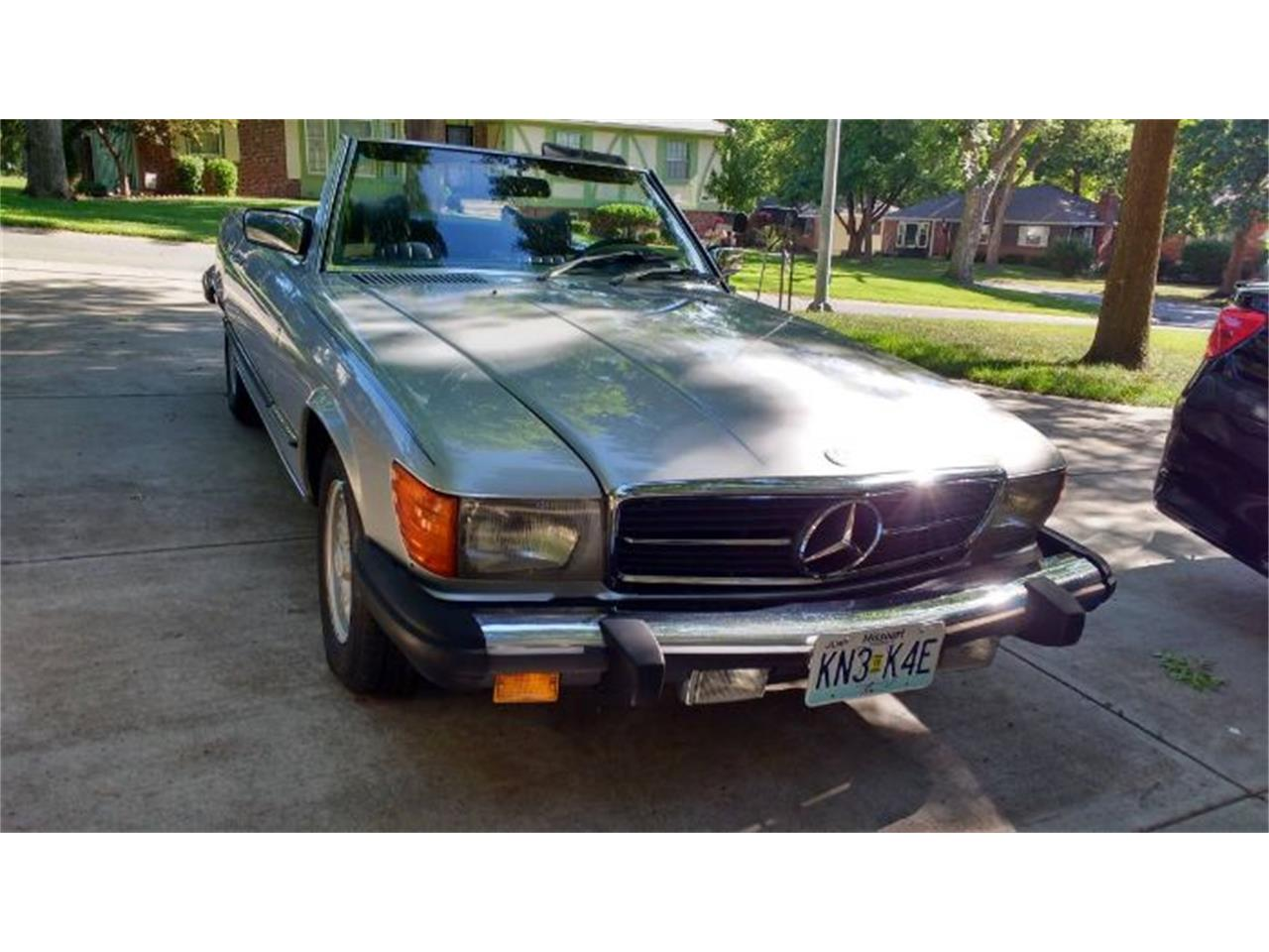 1979 Mercedes-Benz 450SL (CC-1259868) for sale in Cadillac, Michigan