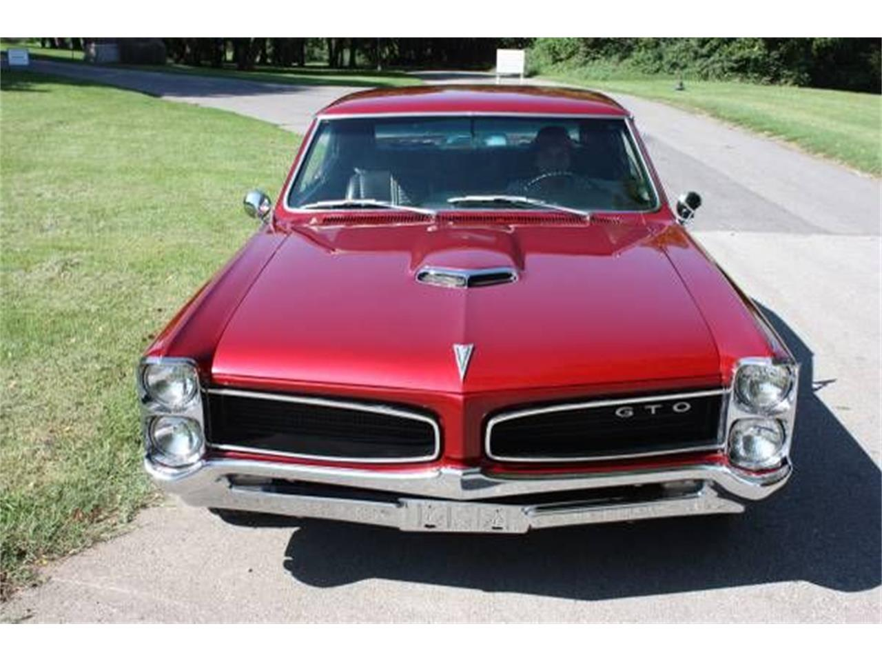 1966 Pontiac GTO (CC-1259873) for sale in Cadillac, Michigan
