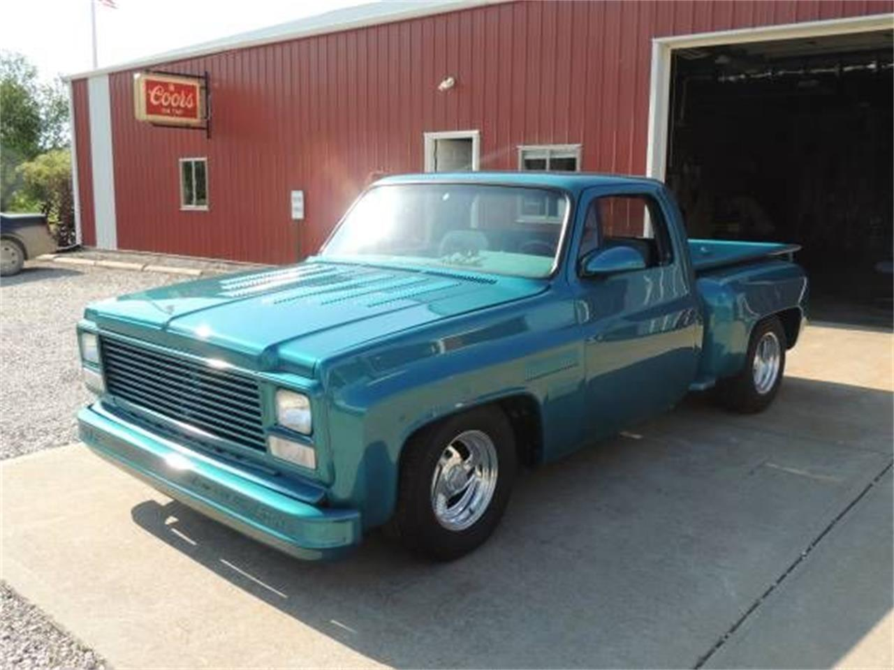 1978 Chevrolet Pickup (CC-1259876) for sale in Cadillac, Michigan