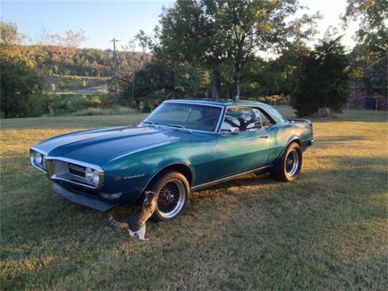 1968 Pontiac Firebird (CC-1259878) for sale in Cadillac, Michigan