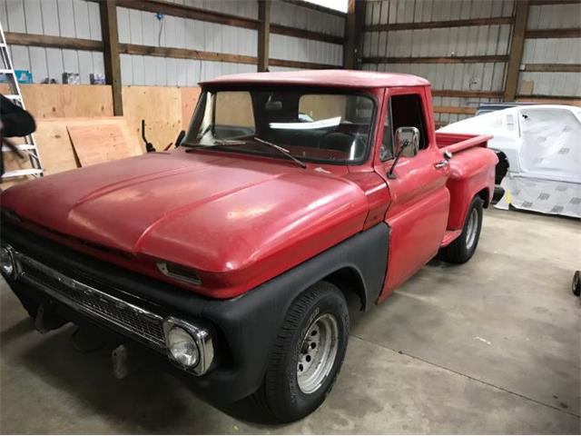 1966 Chevrolet C10 (CC-1259882) for sale in Cadillac, Michigan