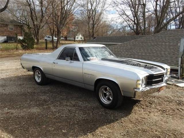 1971 Chevrolet El Camino (CC-1259886) for sale in Cadillac, Michigan
