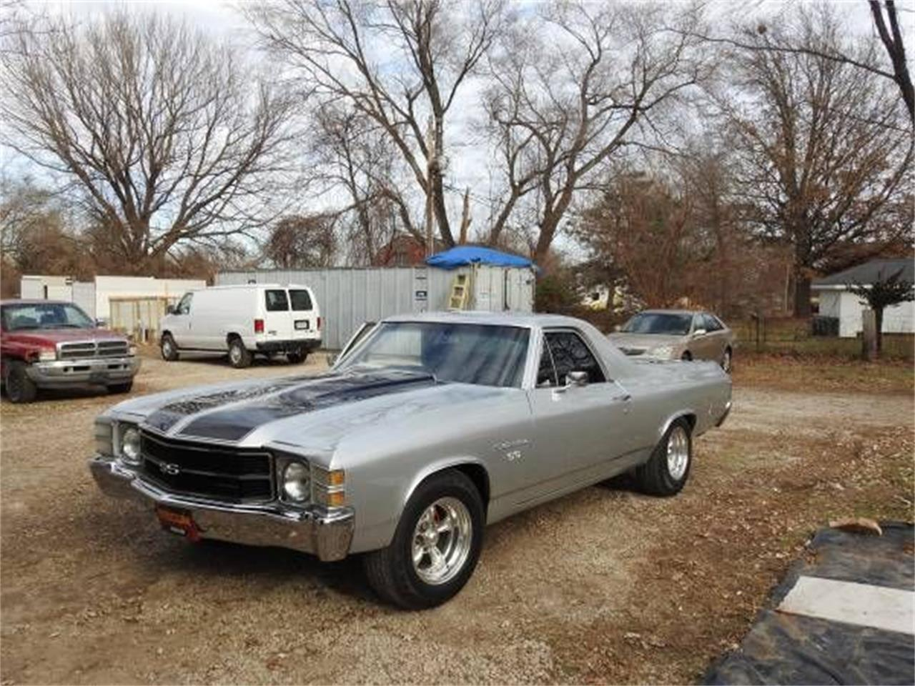 1971 Chevrolet El Camino (CC-1259886) for sale in Cadillac, Michigan