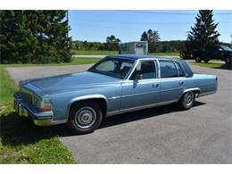 1987 Cadillac Fleetwood (CC-1259887) for sale in Cadillac, Michigan