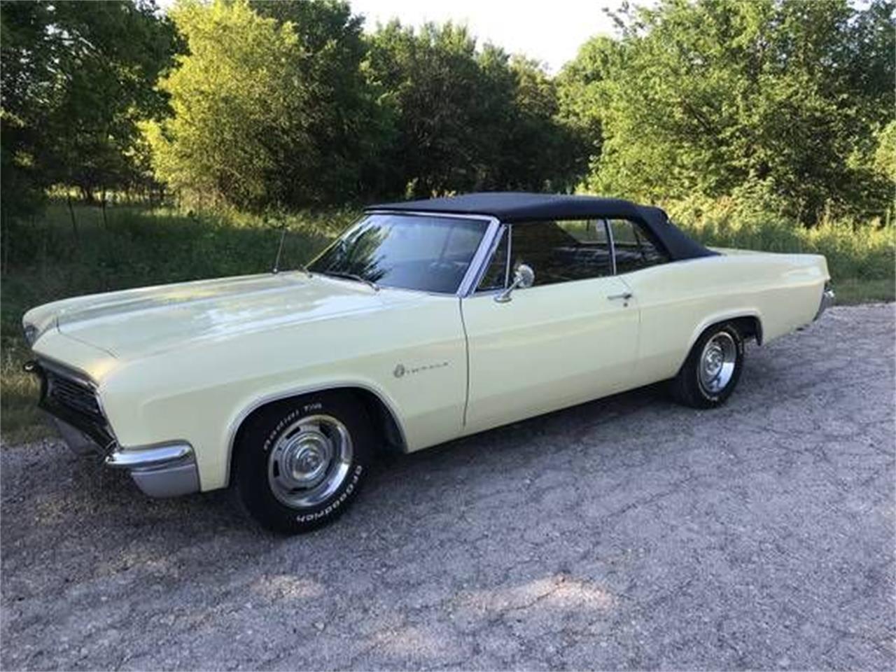 1966 Chevrolet Impala (CC-1259901) for sale in Cadillac, Michigan