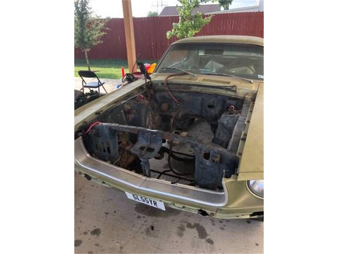 1967 Ford Mustang (CC-1259904) for sale in Cadillac, Michigan