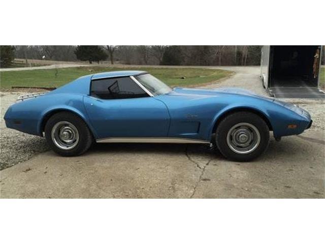 1976 Chevrolet Corvette (CC-1259906) for sale in Cadillac, Michigan