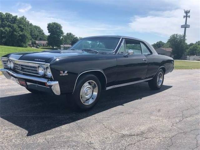 1967 Chevrolet Chevelle (CC-1259907) for sale in Cadillac, Michigan
