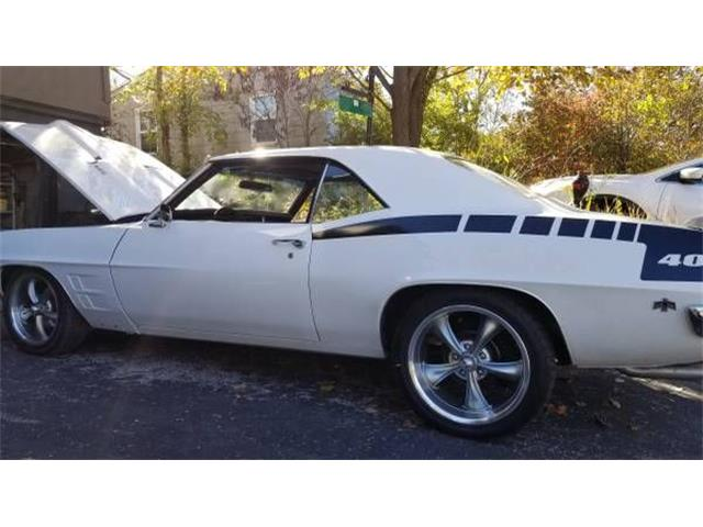 1969 Pontiac Firebird (CC-1259911) for sale in Cadillac, Michigan