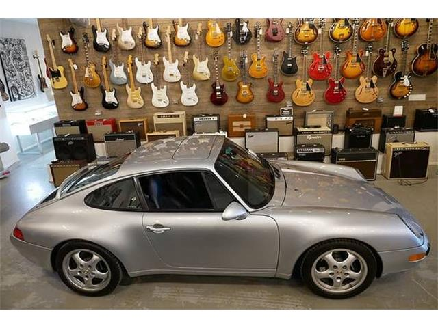 1995 Porsche 993 (CC-1259916) for sale in Cadillac, Michigan