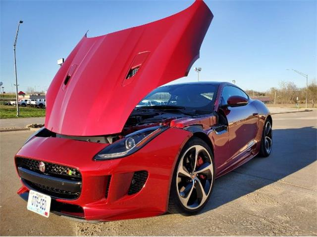 2016 Jaguar F-Type (CC-1259919) for sale in Cadillac, Michigan