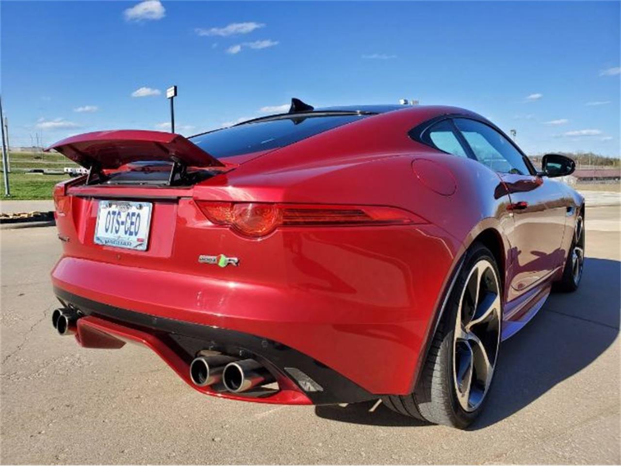 2016 Jaguar F-Type (CC-1259919) for sale in Cadillac, Michigan