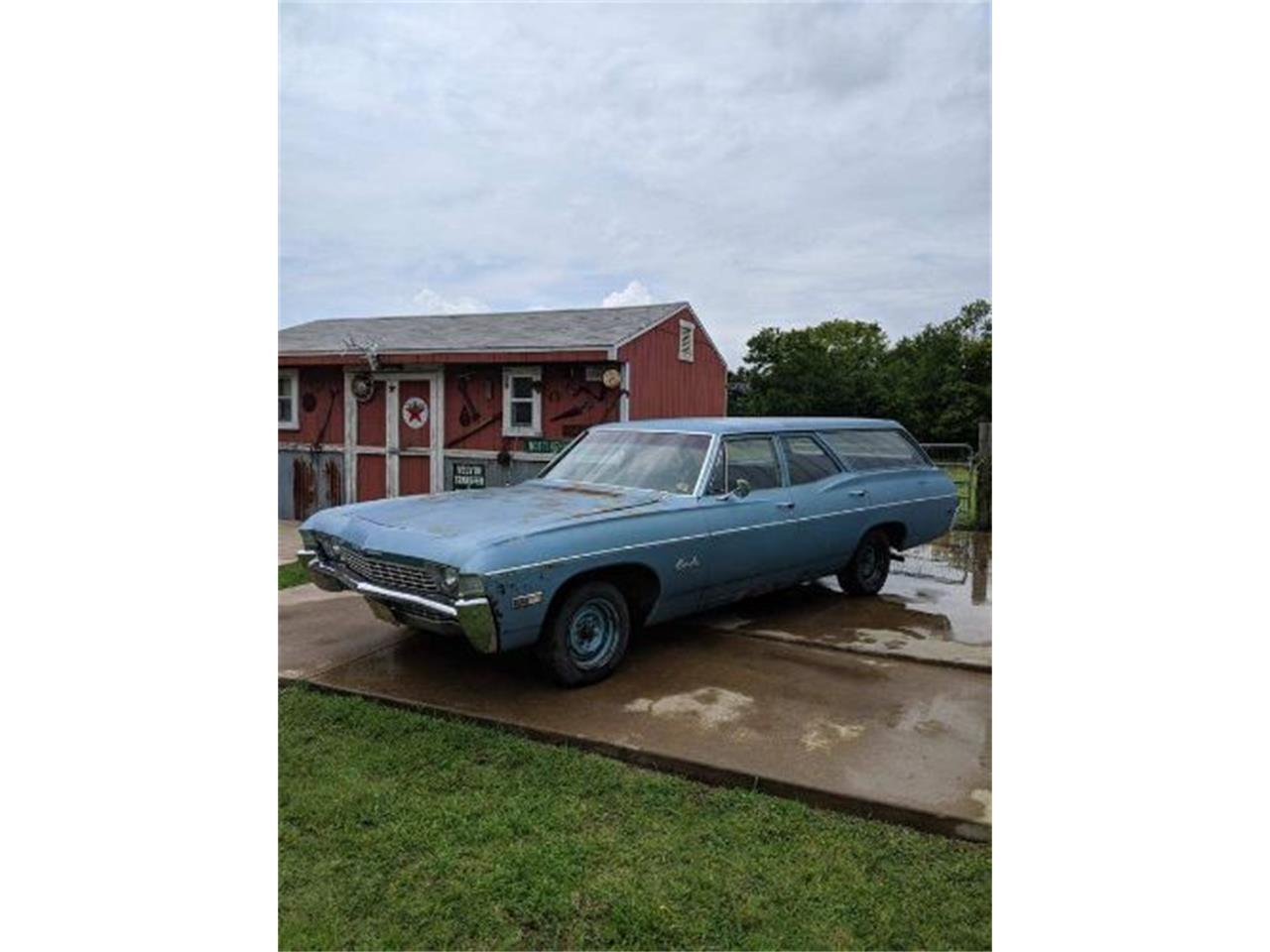 1968 Chevrolet Bel Air (CC-1259926) for sale in Cadillac, Michigan